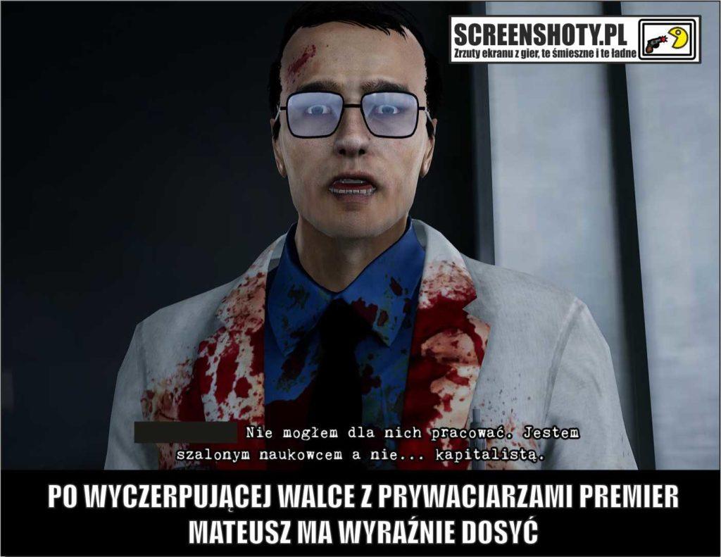 MATEUSZ PREMIER bum simulator screenshoty pl