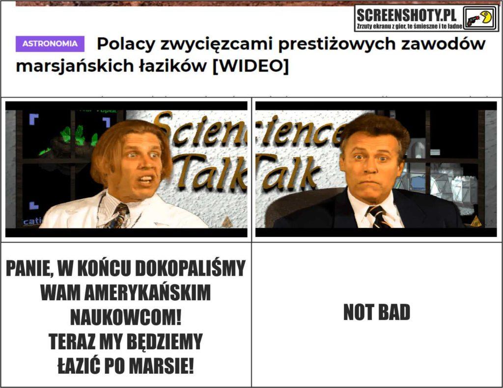 NAUKOWCY screenshoty pl