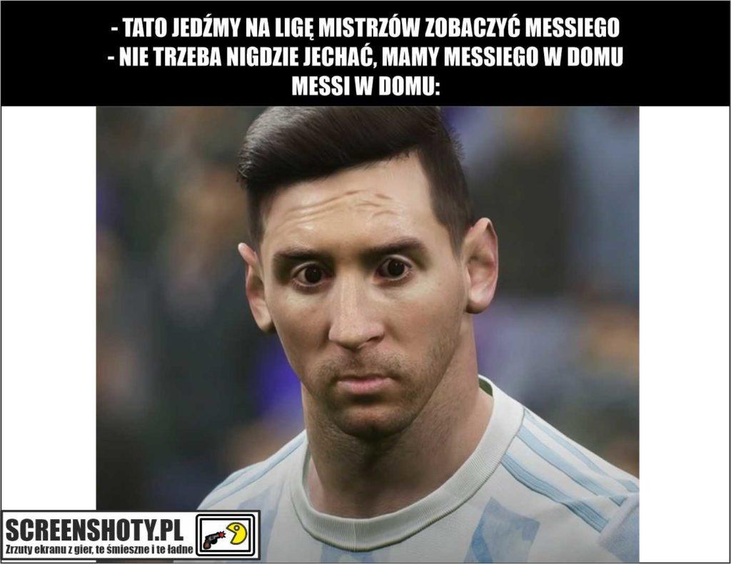 MESSI screenshoty pl